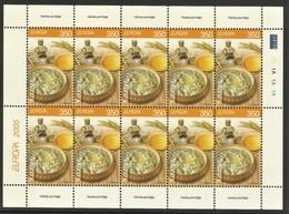 2005 Armenia  Europa: Gastronomy Sheetlets (** / MNH / UMM) - 2005