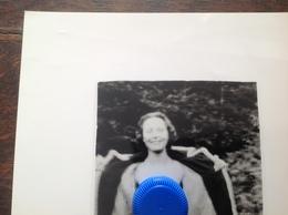 Reproduction D'un Cliché Attribué à Jeanne Moreau, Nue - Foto's