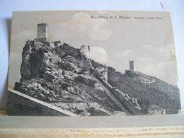Repubblica Di S. Marino - Seconda E Terza Torre - Saint-Marin