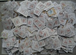 "België - 1000 Zegels/timbres Type ""Elström"" - Vrac (min 1000 Timbres)"