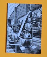 PK/CP : Wereldtentoonstelling Expo 1958 - Paviljoen Van USSR. Spoetnik II - Wereldtentoonstellingen