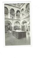 Cpa - Abbaye De CLERVAUX - La Bibliothèque - Edit Abbaye St Maurice - Animation Moine - Bibliothèques