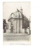Cpa - ALENÇON - La Bibliothèque - ND 9 - Vespasiennes Pissotières - Bibliothèques