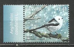 Latvia 2018 Year Mint Stamp  (**)  Birds - Lettland