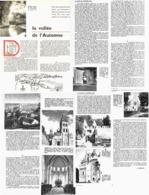 """"""" LA VALLEE De L'AUTOMNE  """"  ORROUY / MORIENVAL / VEZ / LIEU-RESTAURE   1956 - Ile-de-France"""