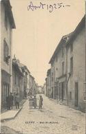 CLUNY Rue Saint Marcel - Cluny