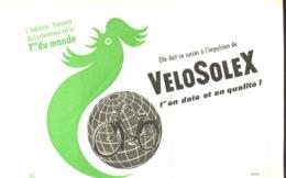 "PUB   "" VELOSOLEX ""  1956 (11) - Transports"