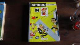 RECUEIL SPIROU N°84 - Spirou Magazine