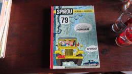 RECUEIL SPIROU N°79 - Spirou Magazine