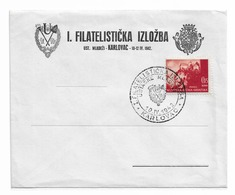 1942 Philatelic Exhibition - Kroatien