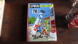 RECUEIL SPIROU N°78 - Spirou Magazine