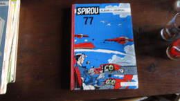 RECUEIL SPIROU N°77 - Spirou Magazine