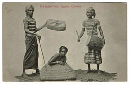 Ceylon - Sri Lanka - The Basket Trick - Jugglers - Colombo - Publ. Plâté & Co N° 369 - 2 Scans - Sri Lanka (Ceylon)
