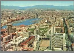 CPM 13 - Marseille - Vue Aérienne - Place 4 Septembre - Boulevard De La Corderie - Le Vieux Port - Marseilles