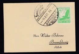 Deutsches Reich Sonderstempel 1937 Fallingbostel Lot 692D - Deutschland