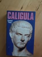 Caligula Daniel Nony - Biographie