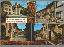 CPM 01 - Saint Sorlin En Bugey - Le Vieux Quartier - France