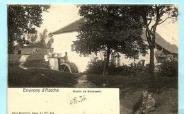 ASSE - Moulin De Bollebeek (verstuurd Naar Château De Ronsevaal Erembodegem) - Asse