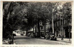 83 DRAGUIGNAN - Boulevard Georges Clémenceau - Draguignan