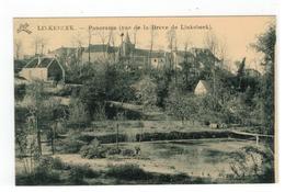 LINKEBEEK - Panorama (vue De La Drève De Linkebeek) 1928 - Linkebeek