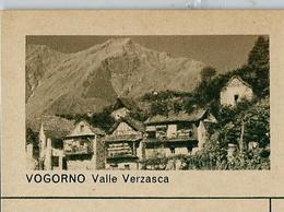 Carte Illustré Neuve N° 182 - 0373 D  -  VOGORNO Valle Verzasca  (Zumstein 2009) - Entiers Postaux