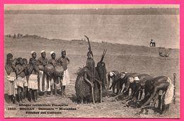 """A.O.F. - Soudan - Danseurs """" Miniankas """" - Fétiches Des Cultures - Animée - Collection FORTIER - Sudan"""