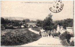10 LANDREVILLE - Une Vue Sur La Campagne - France