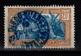 Madagascar - Belle Obliteration DIEGO SUAREZ En Bleu Sur YV 167 - Used Stamps