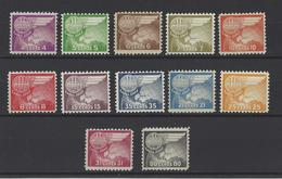 PANAMA Zone Du Canal.  YT  PA  N°19/30   Neuf *  1951-63 - Panama