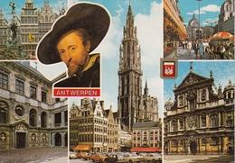 Belgio Anversa ANTWERPEN Rubens - Antwerpen