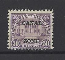 PANAMA Zone Du Canal.  YT   N° 75B  Neuf Sans Gomme  1924-26 - Panama