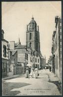 Le Bourg-de-Batz - La Rue De La Mairie - Dugas Et Cie - Voir 2 Scans - Batz-sur-Mer (Bourg De B.)