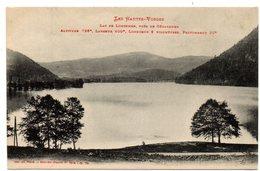 Tarjeta Postal Les Hautes Vosges. - Francia