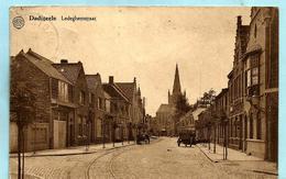 DADIZELE - Ledeghemstraat (met Sterstempel 22/11/1920 + Taks) - Moorslede