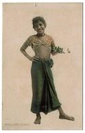 Ceylon - Ceylan - Betel Seller - Publ. Plâté & Co. N° 104 - 2 Scans - Sri Lanka (Ceylon)
