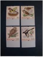 MOLDOVA   MOLDAVIE   MOLDAWIEN  MOLDAU , Animals ,  Oiseaux ;  Birds ; Faune ; 2010 , MNH - Moldavie
