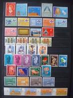 NED. ANTILLEN COLLECTION 8 SCANS MNH** - Curaçao, Antilles Neérlandaises, Aruba