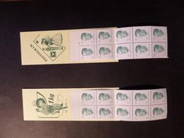 BL16/17 Type Velghe N°2113, Epacar P5a, S.M.Roi Baudouin - Blocks & Sheetlets 1962-....
