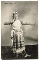 Nautch Dancing Girl - Publ. Plâté & Co. - 2 Scans - Sri Lanka (Ceylon)