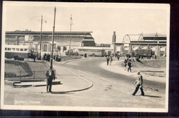 Arnhem - Station - Bus - 1947 - Arnhem