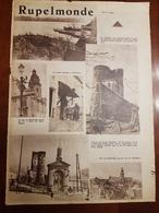 Rupelmonde Langs De Schelde :1 Blz Uit Oud Tijdschrift: Ons Land 1935 - Kruibeke