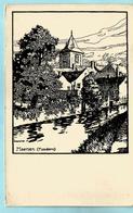 MENEN - Feldpostkarte - Menen