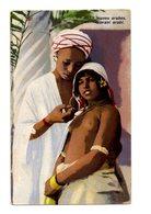 TYPES . JEUNES ARABES .seins Nus - Afrique