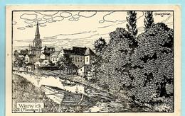 WERVIK - Feldpostkarte - Wervik