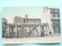V10-30-gard--nimes- La Porte D'auguste- - Nîmes