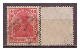 DR: Nr. 145 II, Geprüft, Gestempelt - Deutschland