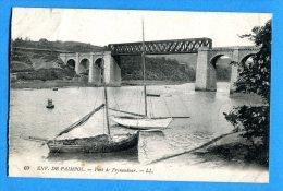 LIPP739, Environ De Paimpol, Pont De Frynaudour, 69, Circulée 1920 - Paimpol