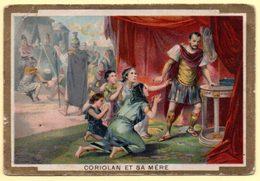 Chromo Phoscao Bébé. Coriolan Et Sa Mère. - Other