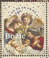 HR 2018-1348 CHRISTMAS HRVATSKA CROATIA, 1 X 1v, MNH - Kroatien