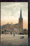 Ulvenhout - Kerk En School - 1909 - Autres